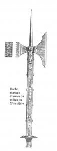 011 hache marteau 15e