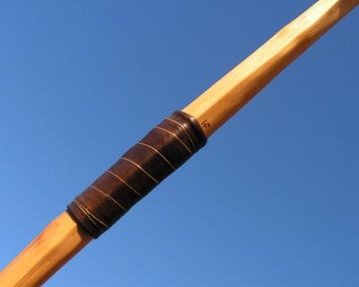 Maple longbow 70#@28'' Erable