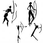 Les arcs anciens retrouvés en fouille archéologique