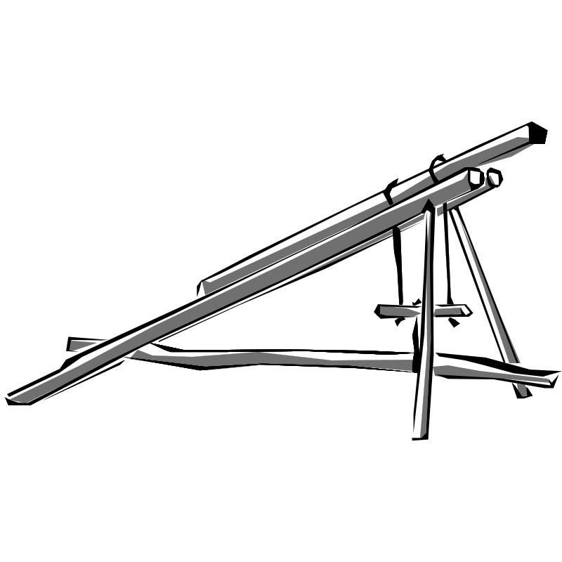 fabriquer un tabli froissart pas pas avec des poutre en bois. Black Bedroom Furniture Sets. Home Design Ideas