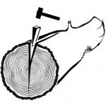 ÉTAPE 3 – Fendre le bois