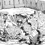 L'affaiblissement de la muraille