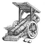 L'adaptation à la poudre  (XVe siècle)
