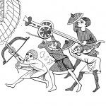 Le haut Moyen Age (V–Xe siècle) et la période féodale (X–XIIe siècle)